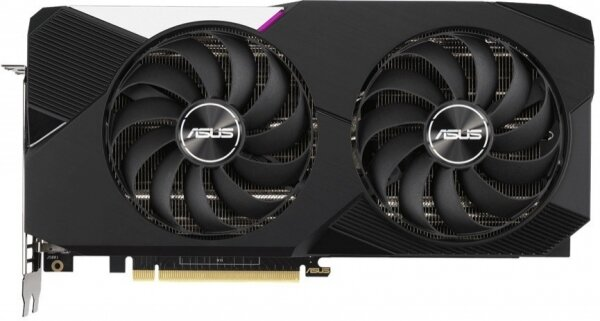 Asus Dual GeForce RTX 3070 OC Edition 8GB GDDR6 Resimleri