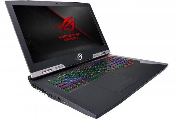 Asus G703GI-73500T Notebook Resimleri