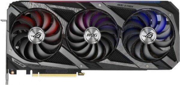 Asus ROG Strix GeForce RTX 3070 OC Edition Resimleri