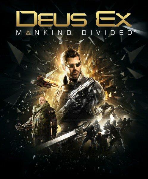 Deus Ex Mankind Divided PS4 Resimleri