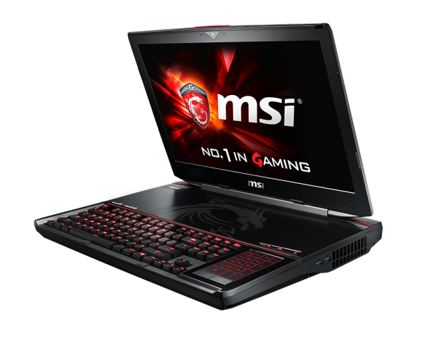 MSI GT80S Titan SLI 6QF-229TR Notebook Resimleri