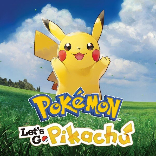 Pokemon Let's Go Pikachu Nintendo Switch Resimleri