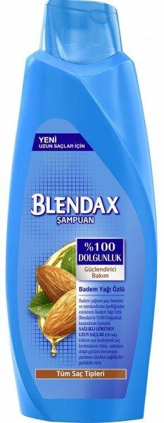 Blendax Badem Yağı Özlü 550 ml Şampuan Resimleri