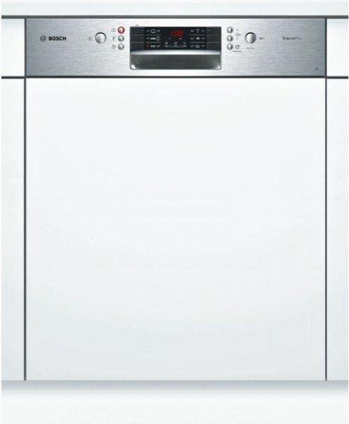 Bosch SMI46MS00T Yarı Ankastre Inox Bulaşık Makinesi Resimleri