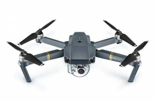 DJI Mavic Pro Drone Resimleri
