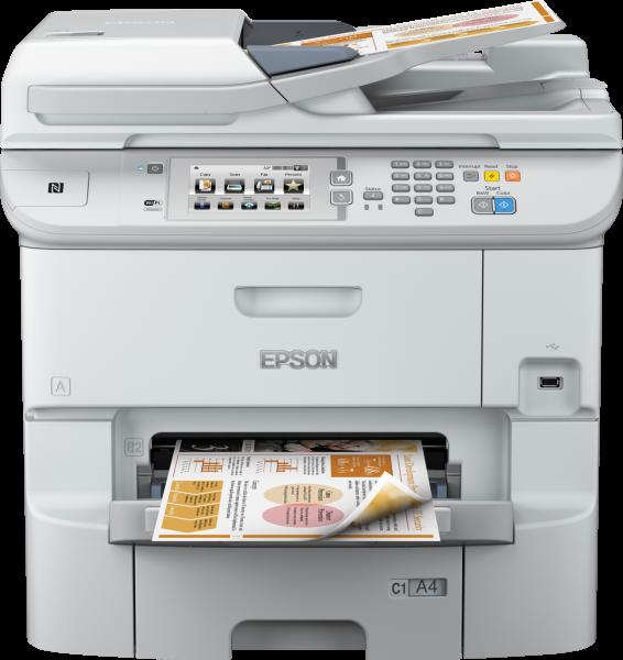Epson WorkForce Pro WF-6590DWF Yazıcı Resimleri