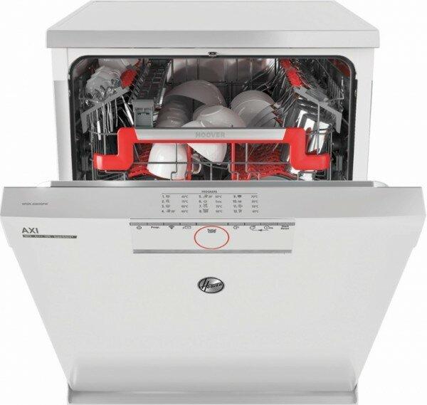 Hoover HFDN 4S600PW-17 Bulaşık Makinesi Resimleri