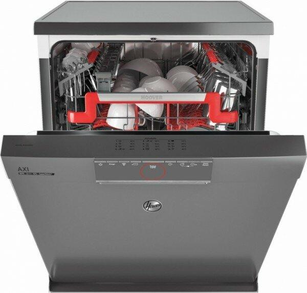 Hoover HFDN 4S600PX-17 Bulaşık Makinesi Resimleri