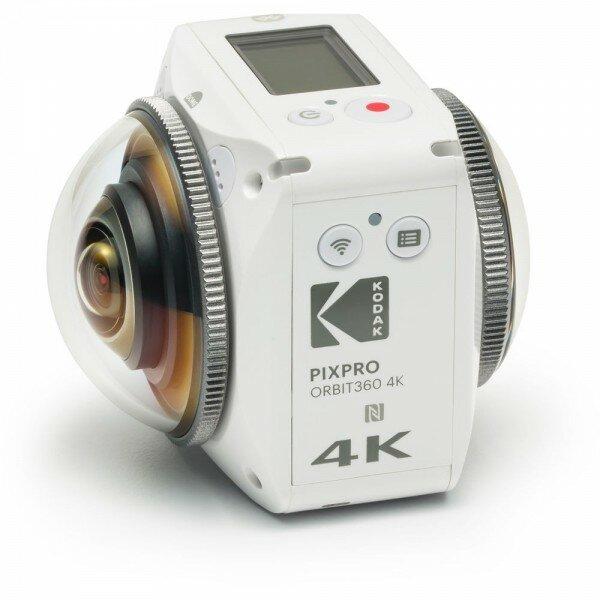 Kodak PIXPRO ORBIT360 4K Aksiyon Kamera Resimleri