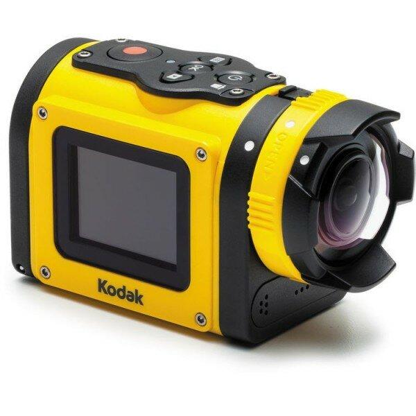 Kodak PIXPRO SP1 Aksiyon Kamera Resimleri
