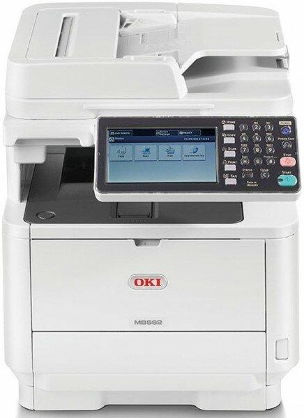 OKI MB562dnw Yazıcı Resimleri