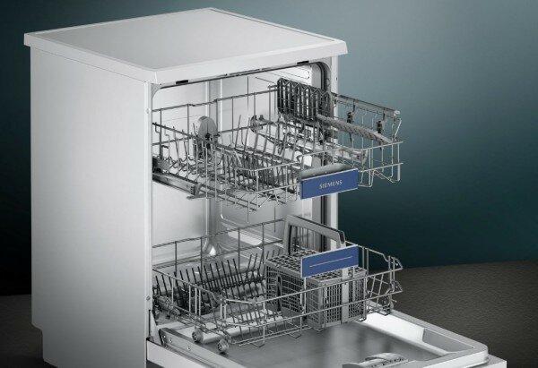 Siemens SN235W00JT Bulaşık Makinesi Resimleri