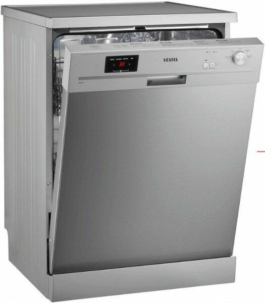 Vestel BM 401 X Bulaşık Makinesi Resimleri