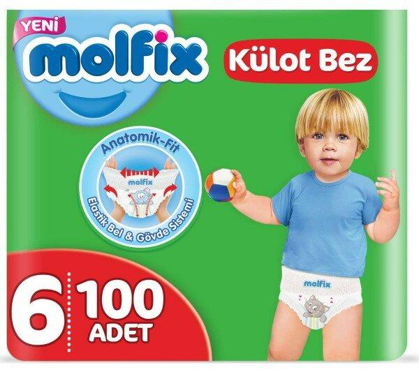 Molfix Külot Bez 6 Beden Bebek Bezi Resimleri