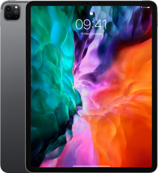 "Apple iPad Pro 12.9"" 512GB Wi-Fi Tablet Resimleri"