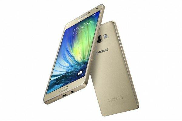 Samsung Galaxy A7 Resimleri